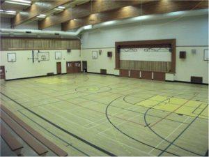 SVYCC Gymnasium