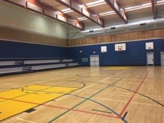 SVYCC-Gymnasium