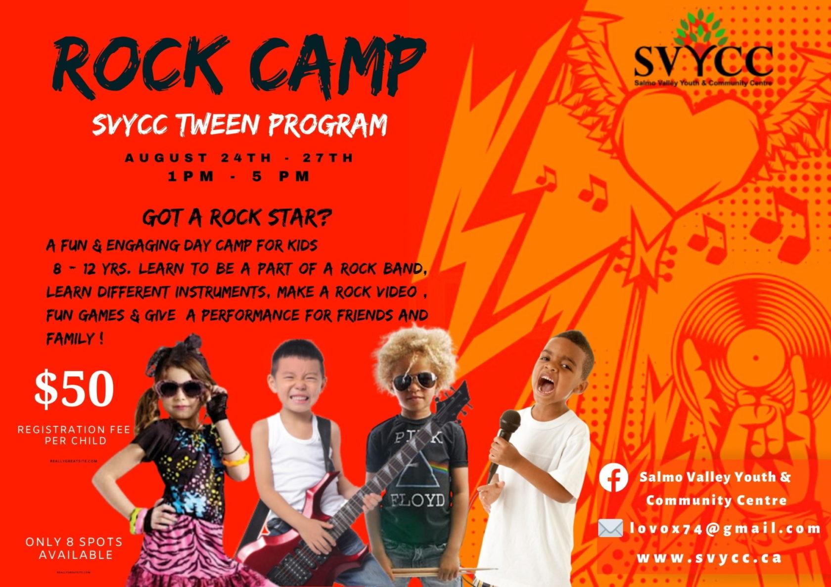 Rock Camp 2020